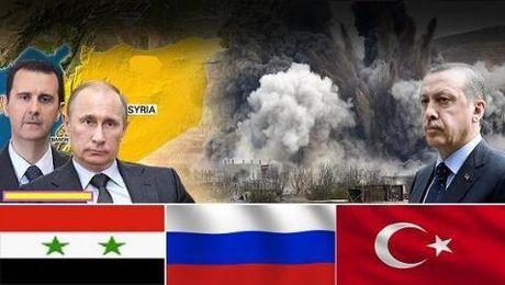 Erdogan cong khai danh Assad: Dinh don qua dau cua Syria/nguoi Kurd - Anh 1