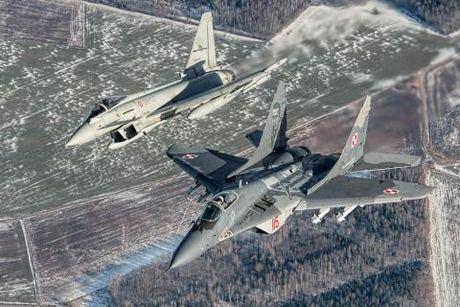 Ba Lan dinh doat so phan may bay Nga - Anh 1