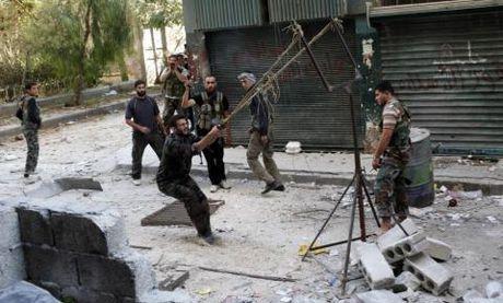 Noi day o Syria het duong lui vi My 'bo doi' - Anh 2