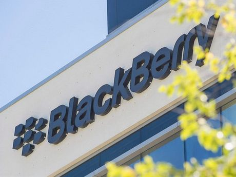 Blackberry tham gia phat trien xe tu hanh - Anh 1