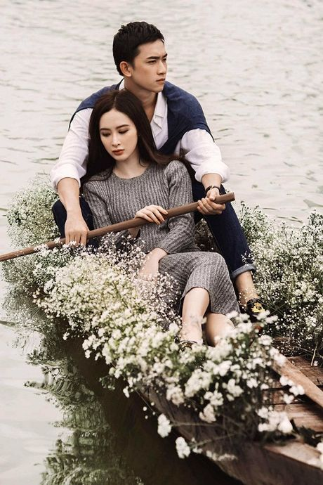 Angela Phuong Trinh thua nhan toan co duyen voi 'tinh gia' - Anh 3