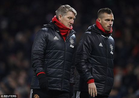 Schweinsteiger tai xuat Quy do, Old Trafford chao don nong am - Anh 3