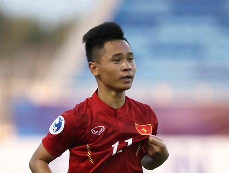 U21 Viet Nam trieu tap them 2 cau thu cho giai U21 quoc te - Anh 1