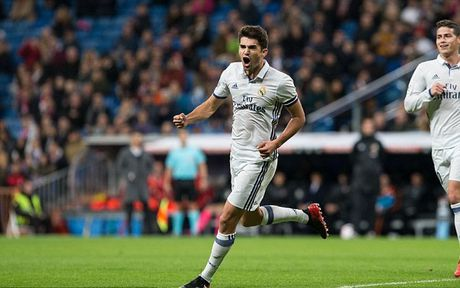 Zidane ghi ban, Real Madrid danh tennis tren san nha truoc Leonesa - Anh 1