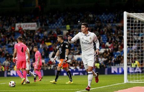 Zidane ghi ban, Real Madrid danh tennis tren san nha truoc Leonesa - Anh 3