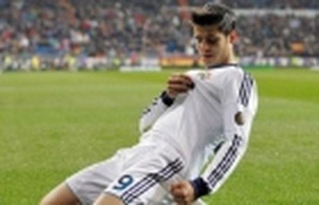 Zidane ghi ban, Real Madrid danh tennis tren san nha truoc Leonesa - Anh 4