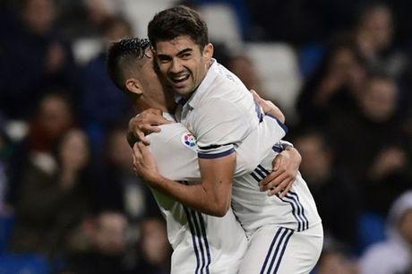 Con trai Zidane gay an tuong manh ngay ra mat - Anh 1