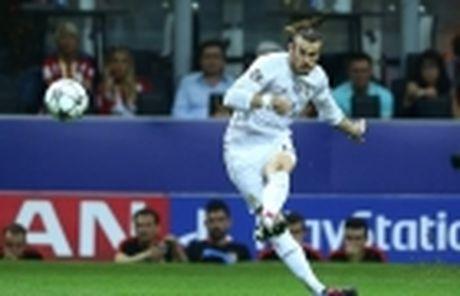 Con trai Zidane gay an tuong manh ngay ra mat - Anh 2