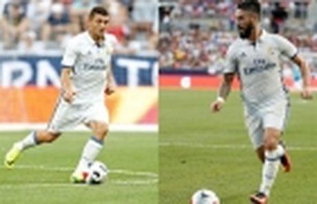 Con trai Zidane gay an tuong manh ngay ra mat - Anh 5