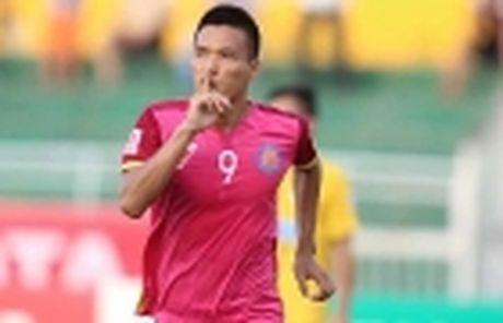 Moses Oloya tro lai V-League nhung khoac ao Ha Noi T&T - Anh 5