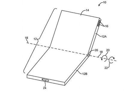 Bat ngo iPhone nap gap, man hinh cong sap ra mat - Anh 2