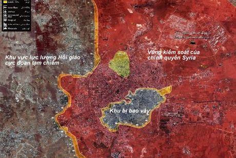 Quan doi Syria 'xu ly' cac khu vuc con lai o Dong Aleppo - Anh 2