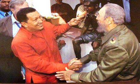 Nhung dieu it biet ve lanh tu Cuba Fidel Castro - Anh 1
