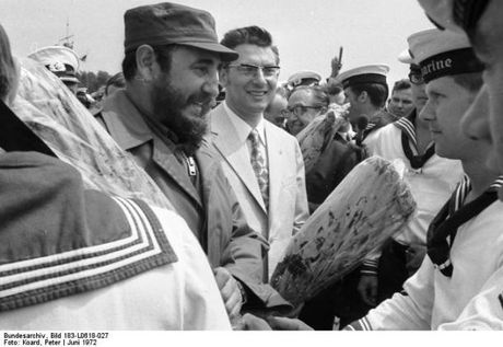 Nhung dieu it biet ve lanh tu Cuba Fidel Castro - Anh 6