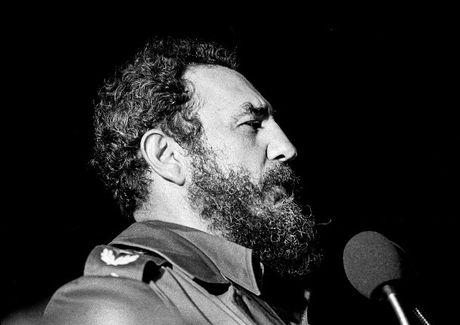 Nhung dieu it biet ve lanh tu Cuba Fidel Castro - Anh 7