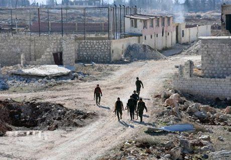 Nhung hinh anh dau tien o chao lua dong Aleppo - Anh 4
