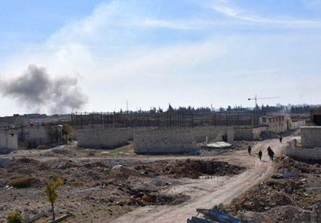 Nhung hinh anh dau tien o chao lua dong Aleppo - Anh 5