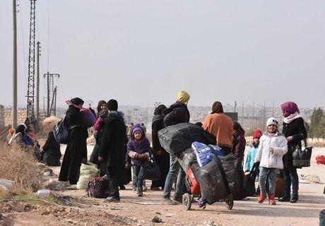 Nhung hinh anh dau tien o chao lua dong Aleppo - Anh 8