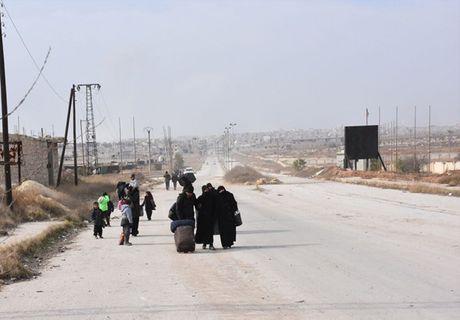 Nhung hinh anh dau tien o chao lua dong Aleppo - Anh 9