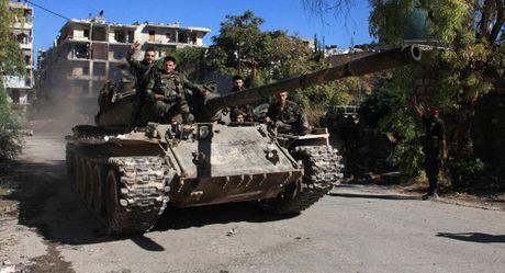 Bi My bo roi, phe noi day Syria roi vao duong cung! - Anh 1