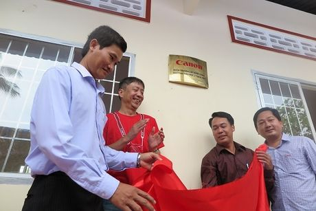 """Canon - Vi the he tuong lai"" den voi Ca Mau - Anh 1"