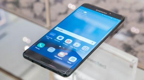 Samsung se cong bo nguyen nhan Note7 phat no trong thang 12 - Anh 1
