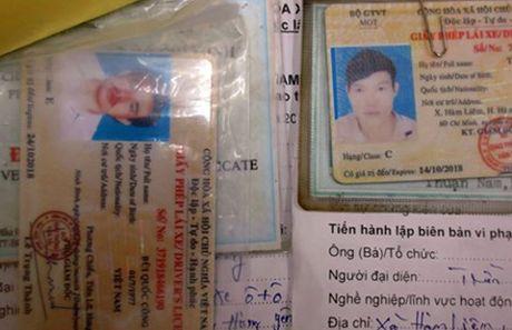 Bo quy dinh 'khong doi bang lai phai thi lai ly thuyet' - Anh 2