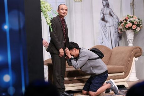 Hoai Linh lan dau tho lo dieu chua noi voi Tran Thanh - Anh 5