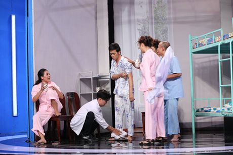 Hoai Linh lan dau tho lo dieu chua noi voi Tran Thanh - Anh 7