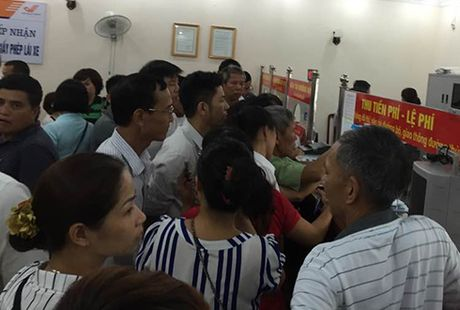 "Chuyen gia noi ve viec ""khong doi bang lai phai thi lai ly thuyet"" - Anh 1"
