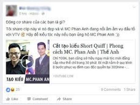 """May den"" showbiz tu nhung cuoc vui dap nhau tren facebook - Anh 1"