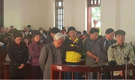 Cac bi cao trong vu trang trai Dong Tam van phai boi thuong thiet hai - Anh 1