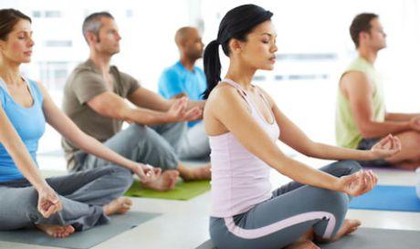 Quy dinh chi ly ve dieu kien tap luyen Yoga - Anh 1