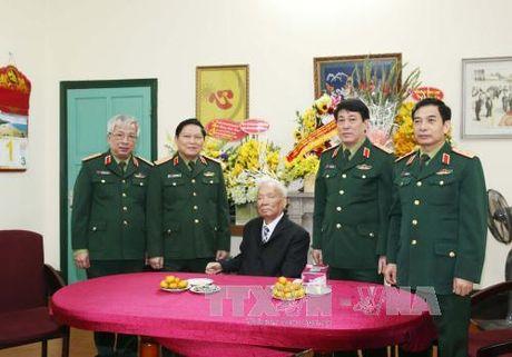 Tham, chuc mung sinh nhat lan thu 96 cua Dai tuong Le Duc Anh - Anh 1