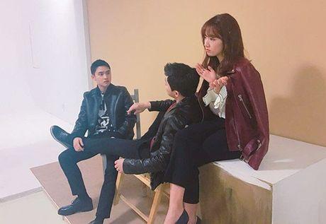 Sao Han 1/12: Park Shin Hye xi mat, Hani mat xam nhu bup be Tay - Anh 2