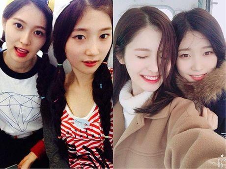 Sao Han 1/12: Park Shin Hye xi mat, Hani mat xam nhu bup be Tay - Anh 8