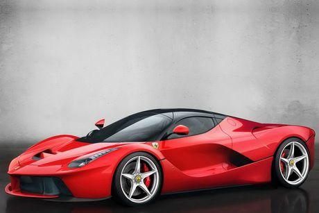 Chiec Ferrari LaFerrari thu 500 se duoc ban dau gia tu thien - Anh 3