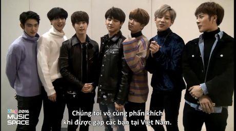 GOT 7 quay clip xac nhan tham du o Zing Music Space, gay bat ngo bang tieng Viet 'cuc chuan' - Anh 2