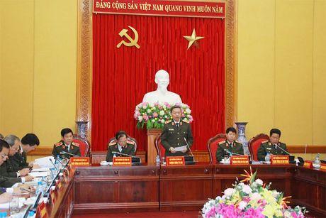Cao diem tan cong tran ap toi pham, bao dam ANTT Tet Nguyen dan Dinh Dau - Anh 1