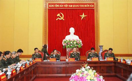 Cao diem tan cong tran ap toi pham, bao dam ANTT Tet Nguyen dan Dinh Dau - Anh 2