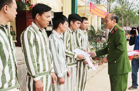 Trai giam Hong Ca ron rang trong ngay dac xa - Anh 2