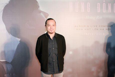 Hoang Rob & 'Hung Dong': Nhung cai bat tay duong dai - Anh 1
