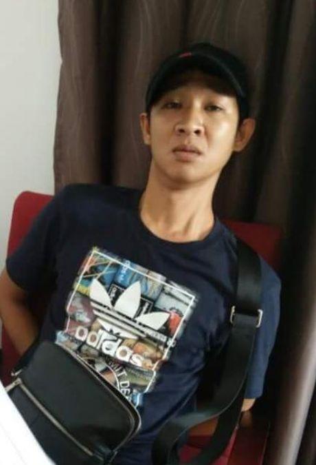 Can Tho: Bat giam doi tuong lua dao ban 309 xe o to - Anh 1