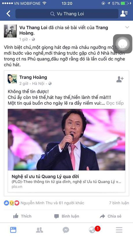 O nuoc My xa xoi, ca si Hong Ngoc 'rung roi' khi nghe tin NSUT Quang Ly qua doi - Anh 6