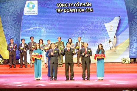 Hoa Sen dat thuong hieu quoc gia nhom san pham - Anh 1