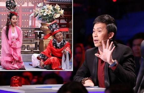 'On gioi, cau day roi': Hoai Linh lan dau tinh cam voi Tran Thanh, Nam Thu - Anh 1