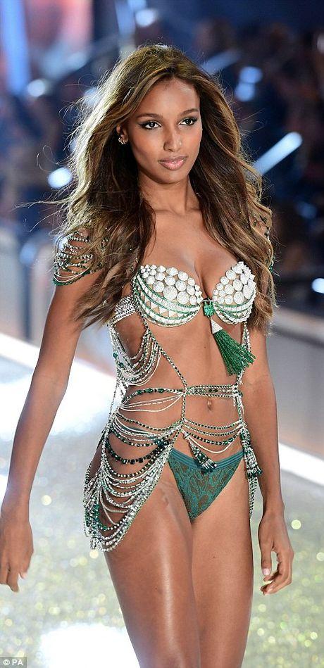 Can canh noi y Fantasy Bra 3 trieu do cua Victoria's Secret 2016 - Anh 5