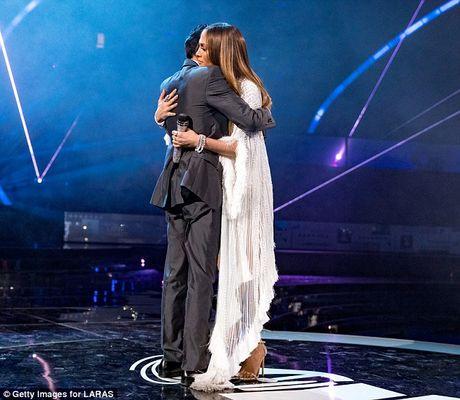 Bo vo tre, Marc Anthony muon noi lai tinh xua voi Jennifer Lopez - Anh 3