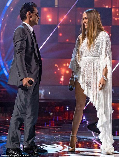 Bo vo tre, Marc Anthony muon noi lai tinh xua voi Jennifer Lopez - Anh 4