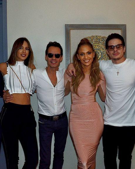 Bo vo tre, Marc Anthony muon noi lai tinh xua voi Jennifer Lopez - Anh 9